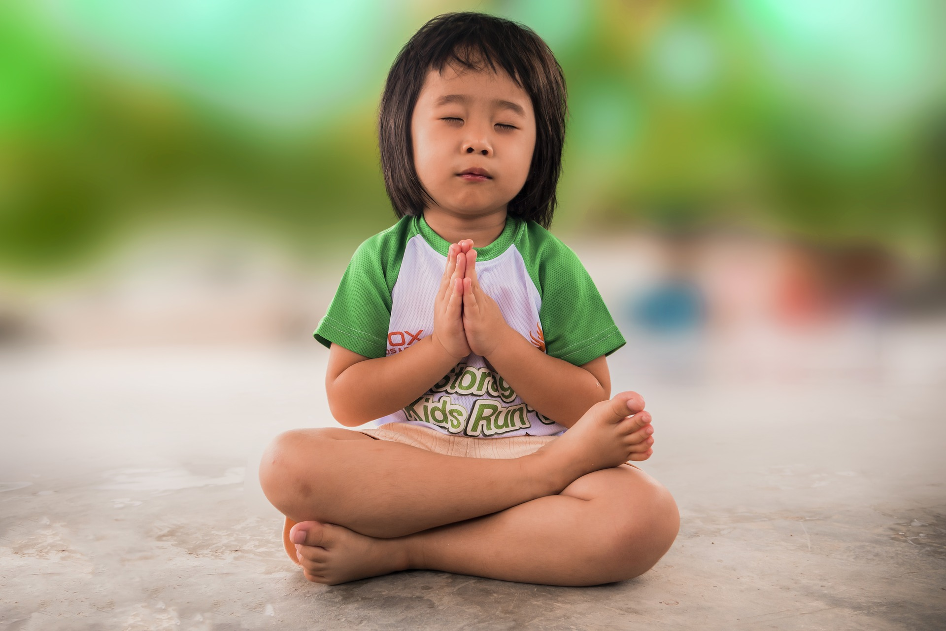Breathing Techniques to Calm Down Toddlers
